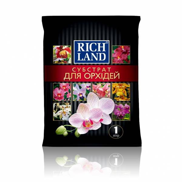 """""""Rich Land"""" для орхідей"""