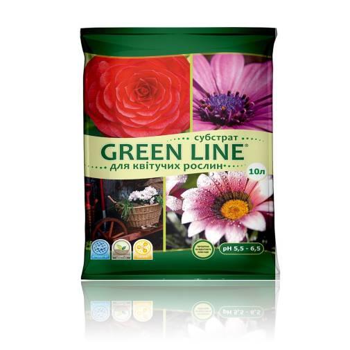 """""""Green Line"""" для квітучих"""