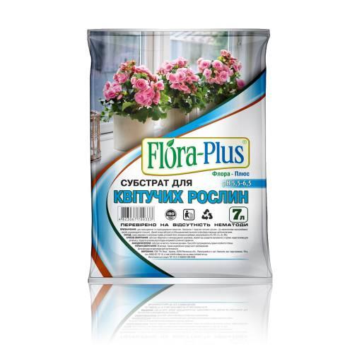 """""""Flora Plus"""" для цветущих растений"""