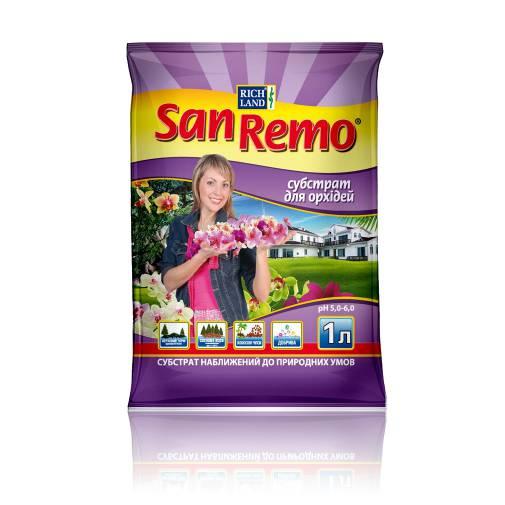 SanRemo Для орхидей